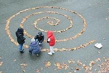 École : Land art