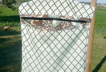 Klammerbeutel-Klammerkleidchen