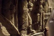 Chiostro dell'Abbaziale di Eschau (Alsazia) / Chiostro dell'Abbaziale di Eschau (Alsazia). 1130-80. Strasbourg, musèe de l'oeuvre Notre-Dame. https://plus.google.com/u/0/photos/103259588374533434342/albums/6103037150348376769