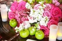 Apple green weddings
