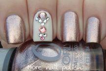 cristales nails