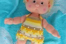 crochet babies