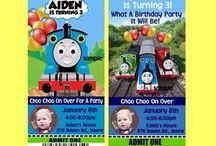 Theo birthday party