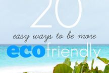 Ekoilua / Ecofrienly ideas and tips
