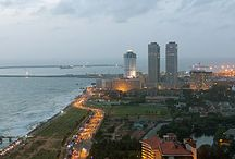 Places I have been to: Sri Lanka