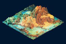 Yosemite Interactive Infographic Inspo
