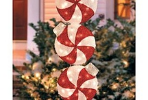Christmas Yard Ornaments