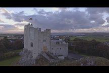 Films Showcasing Twr y Felin Hotel, Roch Castle and Penrhiw