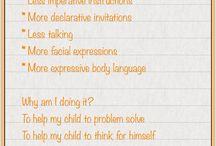 RDI posters / RDI ~ Relationship Development Intervention.