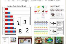 Montessori skills