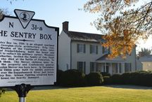 Northern Virginia History / Historical events in Northern Virginia. Battlefields, historical markers and buildings are featured here.