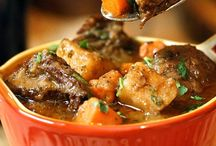 Sumptuous Soup / A variety of delicious soups