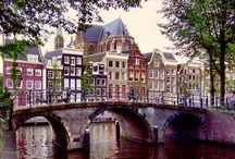 Amsterdam / My favorite city in the whole world!