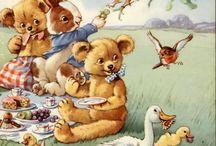 Dieren-tekeningen