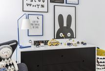 Kids room ideas / by Inga Ragulskiene