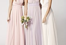 Bridesmaids / Bridesmaids, Style, Dress and hair designs