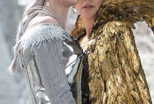 le chasseur et la reine de glaces