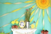 Bday decoration