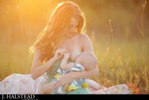 Breastfeeding and Babywearing photo sessions