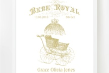 Royal baby theme gifts presents
