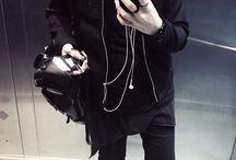 black styles.