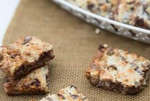 Bars & Brownies / You know what you want - the healthiest and most delicious bars, brownies and blondies on the planet! This board has hundreds of the best recipes for bars and brownies, with plenty of vegan, paleo or allergy friendly options.