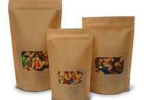 Brown Kraft Paper Bags
