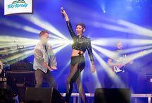 """Koncert Honey / Honorata """"Honey"""" Skarbek była trzecią gwiazdą Festiwalu Trzy Korony"""