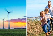 Kurz und gut: UDI Sprint FESTZINS II / Die neue Festzinsanlage von UDI investiert in Erneuerbare-Energien-Projekte.