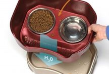 Dog bowls / Dog food bowls, water bowls and stands