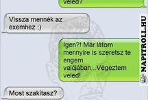 Messenger beszélgetések