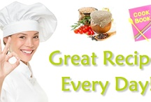 Great Recipes / Enjoy great new recipes every single day! For organic food shopping online visit www.farm2kitchen.com.