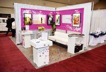 Bridal Fair Displays