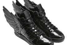 Shoes&Sneakers / by iAm Colosseop