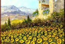 Arte paesaggistica / Paesaggi