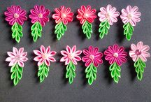 My Kanzashi Colection / Hair Clip's