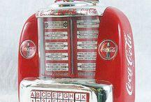 Miniature Coke/Pepsi Diner