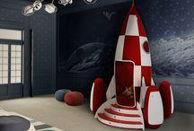 chambre astronaute