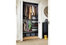 Hallway/cupboard storage