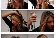 Haar stijlen / Haarstijlen