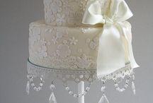 Cakes - Weddings