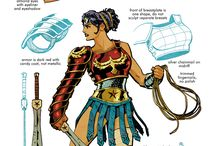 Wonder Woman Redesigns