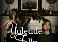 Novel—Romantic Suspense--Yuletide Folly / #Suspense #Romance, #Mystery: Yuletide Folly is a novelette set in the Southern Pines/Pinehurst area on a mega-estate. Sinclair has been ordered home by Mama to a holiday celebration which threatens to be less of a holiday than an escape from murder.  https://www.amazon.com/Yuletide-Folly-Joanna-McKethan-ebook/dp/B00PR7AH5Y http://joriginals.net/books-for-sale/yuletide-folly/