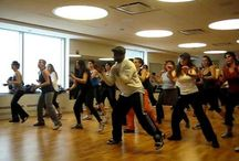 new zumba moves for my class!!! / by Bonnie Wei