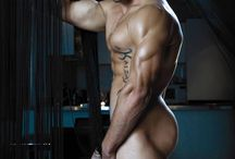 Athletes / by MuscleModelBlog.com