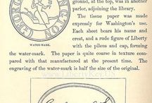 Watermarks / Historical Watermarks Water marks