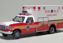 New project fdny old ford ambulance