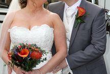 Boc Boc - Sam Rigby Photography - 11 October 2014 / Boc Boc Florist (www.bocboc.com) at the Wedding of Sam & Mark Magson, 11th October 2014 - Sam Rigby Photography