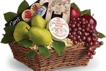 Gourmet and Fruit Baskets / www.toppersfloral.com