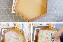 Anything cardboard